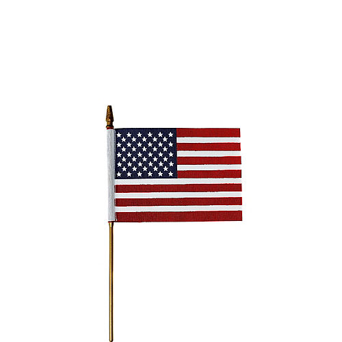 b5fc48114c American Flag Bunting & Banners | Party City
