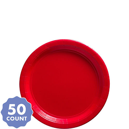 Paper & Plastic Party Plates | Party City
