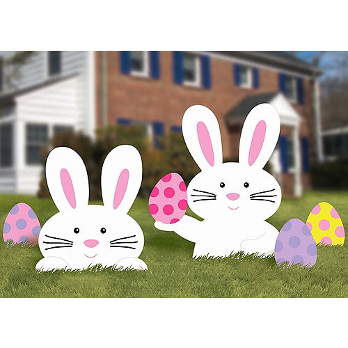 Outdoor Easter Decorations Party City
