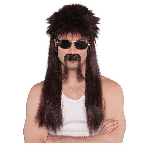 Mullet Wig   Moustache 0af40715d1