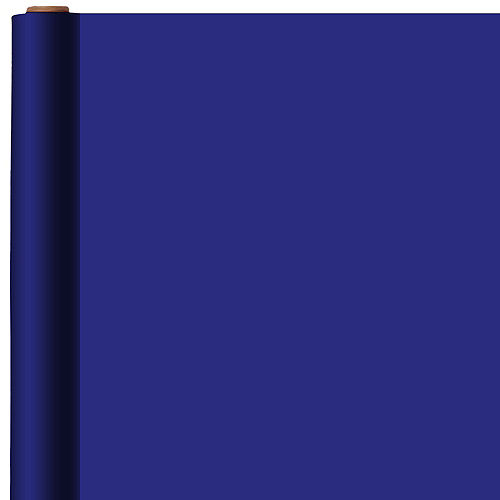 Solid Royal Blue Gift Wrap