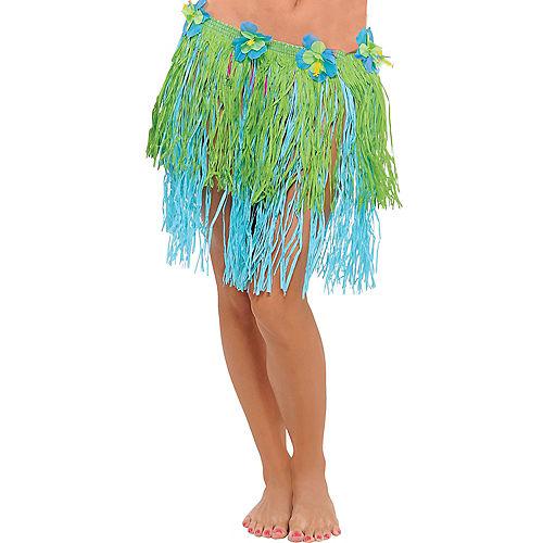 Adult hula skirt city bar