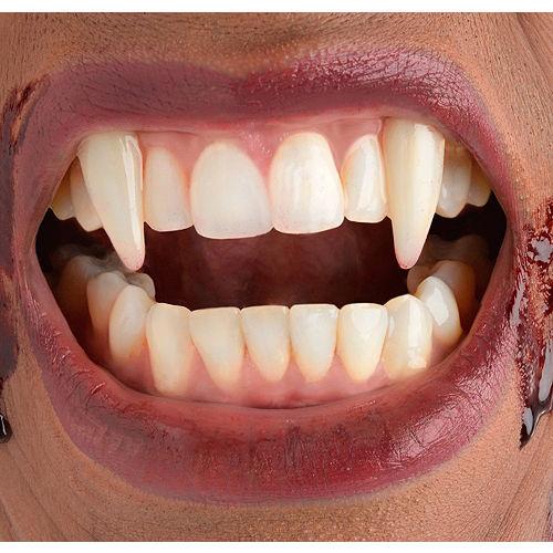 Vampire Fangs Teeth Monster Werewolf Teeth Party City
