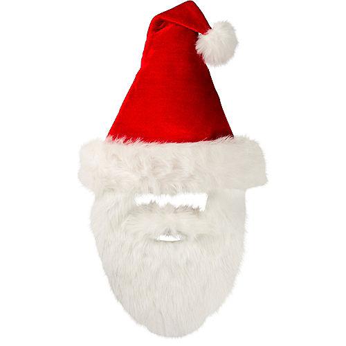 22027aa3e2839 Santa Hat with Beard