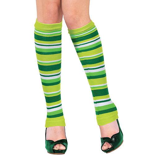 015f7fd5b866 St. Patrick's Day Leggings & Socks   Party City