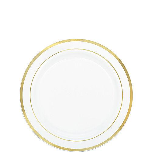 7882f19cc0d Premium Tableware - Fancy Plastic Plates | Party City