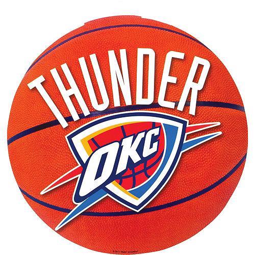 Oklahoma City Thunder Cutout