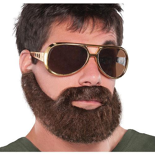 Fake beards fake mustaches costume beards party city hungover beard filmwisefo