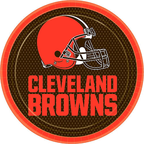 Cleveland Browns Home Decor | Nfl Cleveland Browns Party Supplies Party City