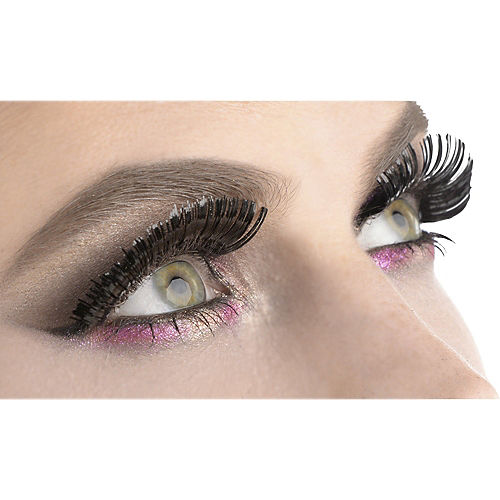 Spider Web Lashes Black Self Adhesive