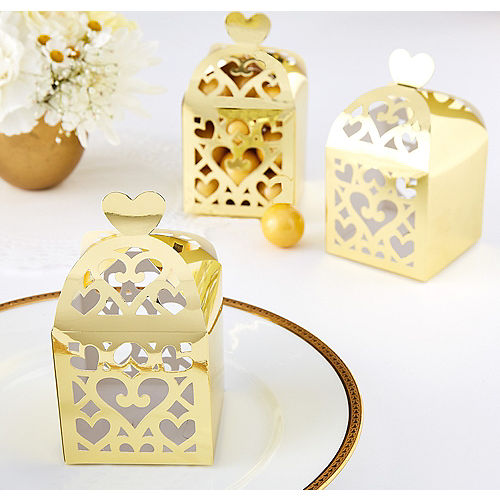 Wedding Favour Boxes Wedding Favour Bags Kits Party City Canada
