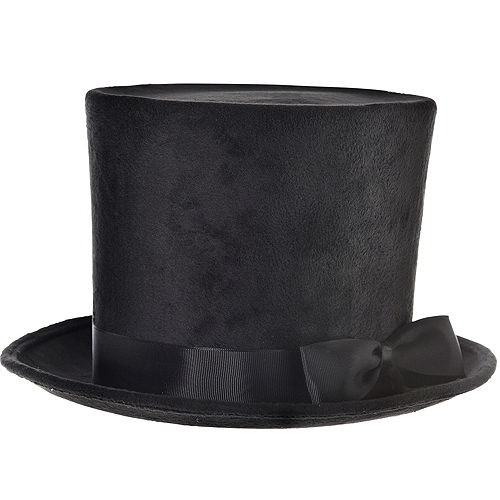 Victorian Black Top Hat Deluxe 16732dd4b67