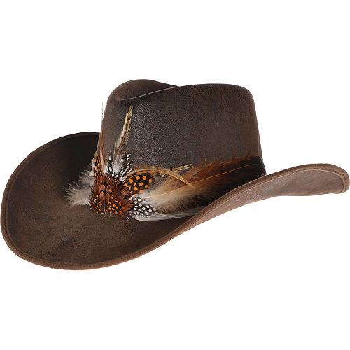 35c62404a Cowboy Hats & Indian Headdresses | Party City