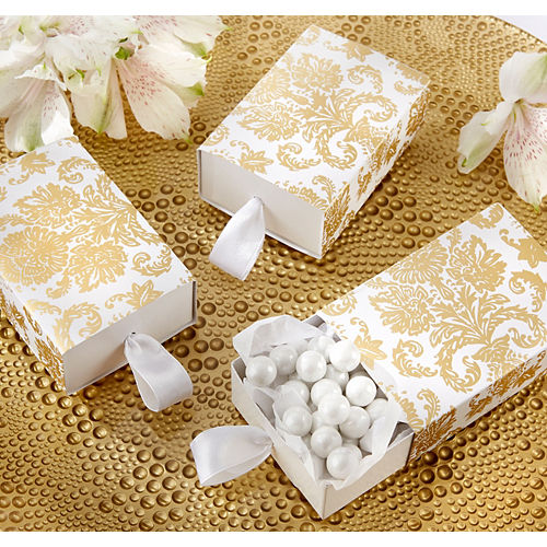 Wedding Favor Boxes Wedding Favor Bags Kits Party City