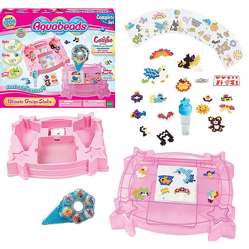 Aquabeads Ultimate Design Studio 1227pc Party City