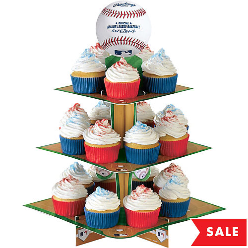 Mlb Baseball Party Supplies Decorations Favors Party City