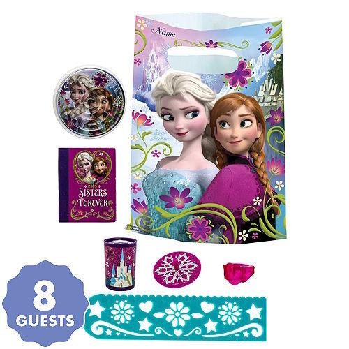 Frozen Basic Favor Kit For 8 Guests