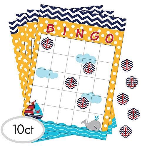Fun Baby Shower Games Baby Shower Bingo Party City