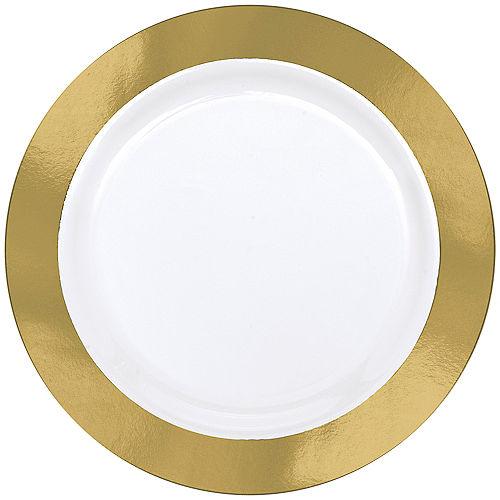 Wedding Plates | Wedding Reception Supplies Wedding Reception Tableware Party City