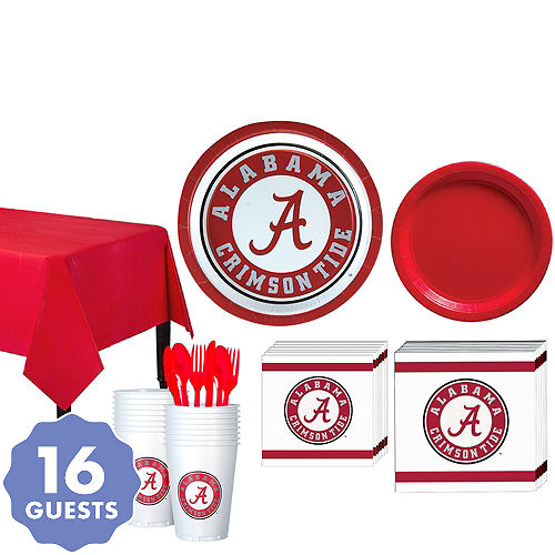 Alabama Crimson Tide Party Supplies Party City