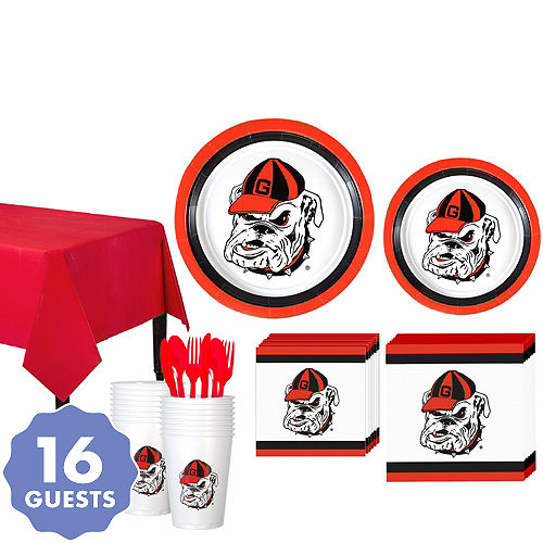 Georgia Bulldogs Party Supplies | Party City