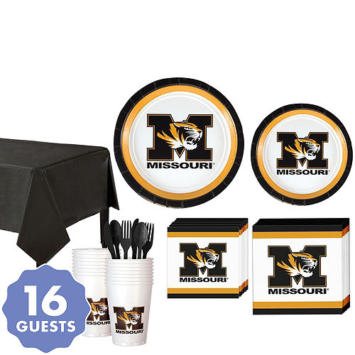 Missouri Tigers Party Supplies | Party City Canada