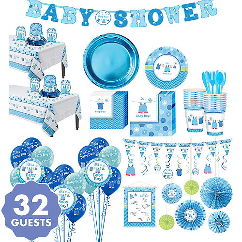 Its A Boy Baby Shower Party Supplies Party City