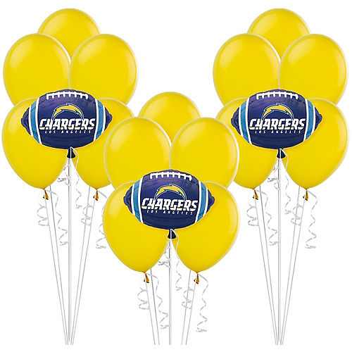 b9b0f552382 NFL Los Angeles Chargers Party Supplies