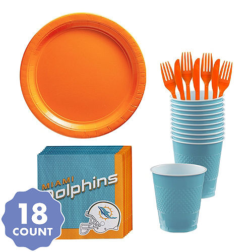 Nfl Miami Dolphins Party Supplies Party City