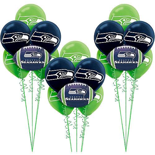 Seattle Seahawks Balloon Kit Nfl