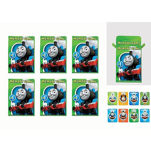 Thomas The Tank Engine Memory Match Games 6ct