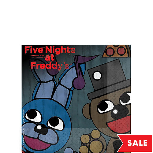 Five Nights at Freddy's Party Supplies - Five Nights at