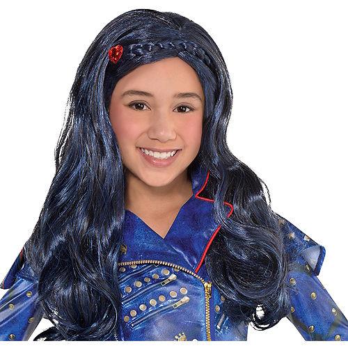 child blue evie wig the descendants