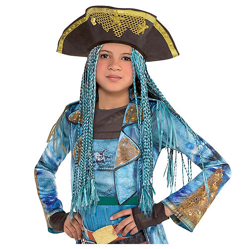 child uma hat with braids the descendants