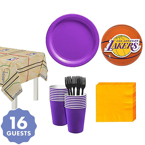 b9e68af5eb3d NBA Los Angeles Lakers Party Supplies
