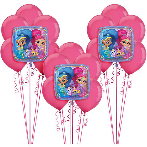 Shimmer And Shine Balloon Kit