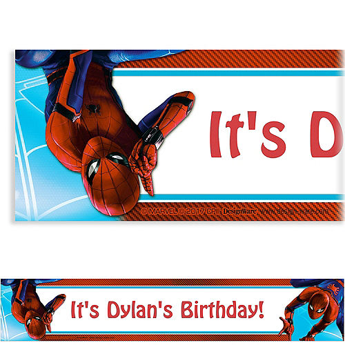spider man homecoming party supplies spider man birthday party
