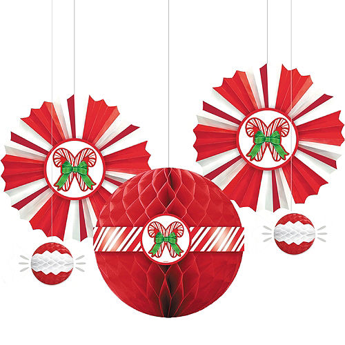 Christmas Candyland Theme Party.Candy Cane Christmas Party Theme Decorations Party City