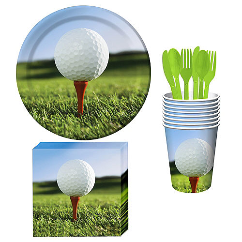 Golf Party Supplies, Decorations, Invitations & Party Favors | Party on 30th birthday party centerpiece ideas, golf party centerpiece ideas, golf retirement party decoration ideas, 30th birthday dinner party ideas, 30th birthday bouquet party ideas, mad men themed party ideas, golf themed birthday party ideas, baby golf party ideas, golf ball party ideas, golf party food ideas, boys 1st birthday party theme ideas,