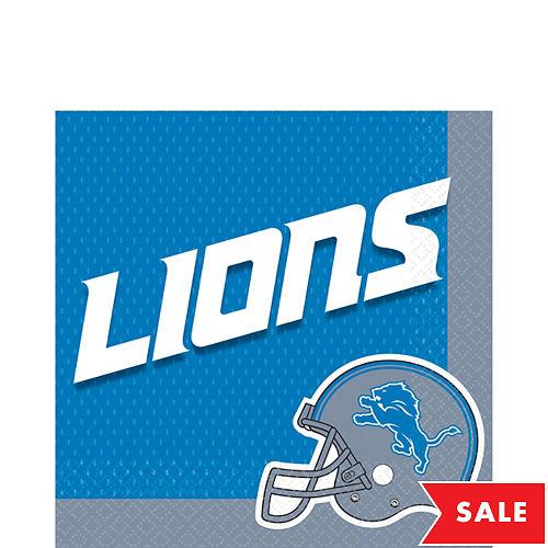 8218c970 NFL Detroit Lions Party Supplies | Party City
