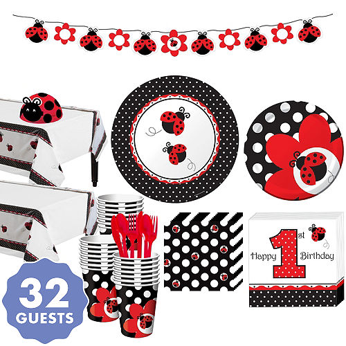 66c04d9d 1st Birthday Party Supplies for Boys & Girls | Party City Canada