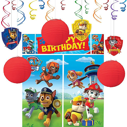 PAW Patrol Decorating Kit