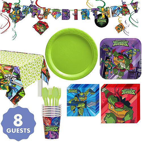 cdb9793bd60f19 Teenage Mutant Ninja Turtles Party Supplies - Ninja Turtle Birthday ...