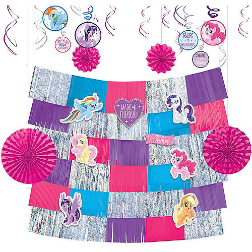 My Little Pony Party Supplies My Little Pony Birthday Party City
