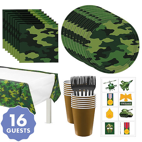 camouflage party supplies camouflage birthday decorations party city
