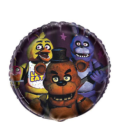 Chica Bonnie Freddy Fazbear Balloon