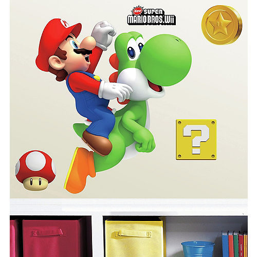 Super Mario Party Supplies - Super Mario Birthday Ideas