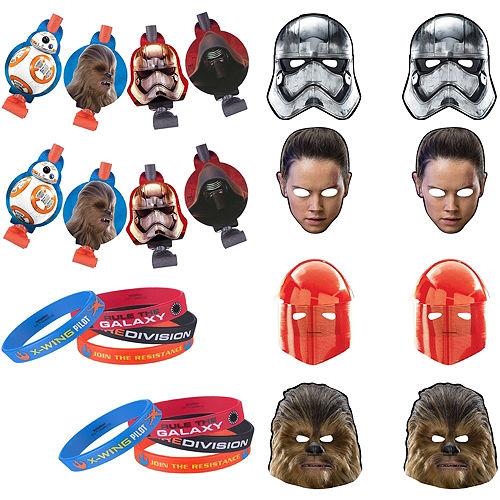 Star Wars 8 The Last Jedi Accessories Kit