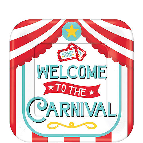 carnival theme party supplies party city