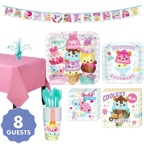 Num Noms Party Supplies Num Noms Birthday Party Party City